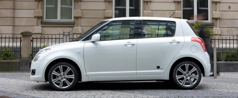 Suzuki Swift, cena dohodou