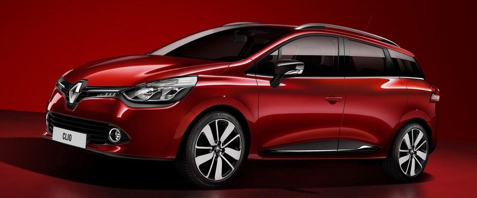 Renault clio IV Grandtour, cena dohodou